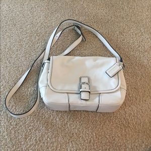 Never Used COACH Patent Leather Handbag